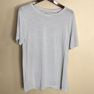 Gap Body stripe crew neck short sleeve T-shirt